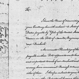 Document, 1785 April 11