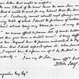 Document, 1802 November 11