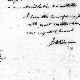 Document, 1787 August 27