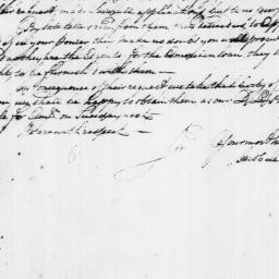 Document, 1789 March 26