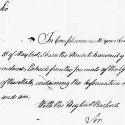 Document, 1786 July 20