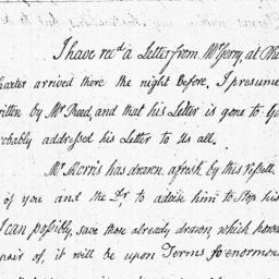 Document, 1784 February 13