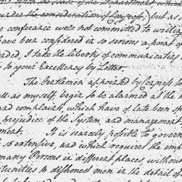 Document, 1779 April 27