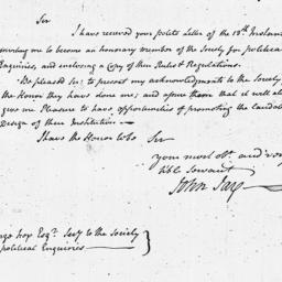 Document, 1787 August 28