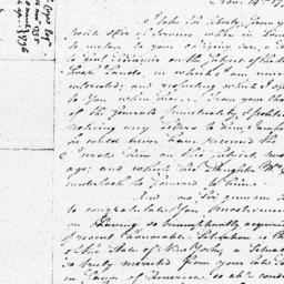 Document, 1795 November 14