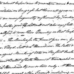 Document, 1779 October 05