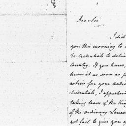 Document, 1795 April 07