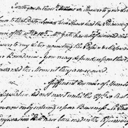 Document, 1779 February 02