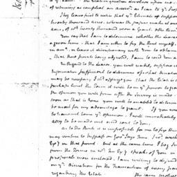 Document, 1797 August 30