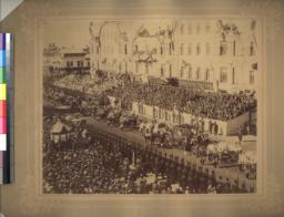 Ceremonial Entrance to Moscow after Nicholas II's Coronation