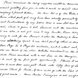 Document, 1781 March 11