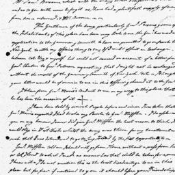 Document, 1778 January 14
