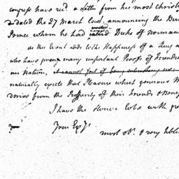 Document, 1785 June 14