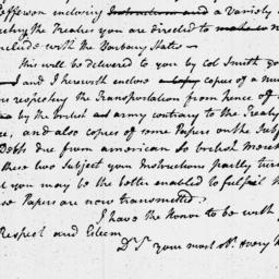 Document, 1785 April 13