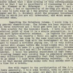 Letter: 1923 October 17