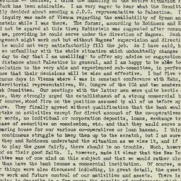 Letter: 1923 June 25