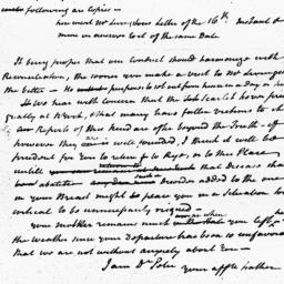 Document, 1801 March 21