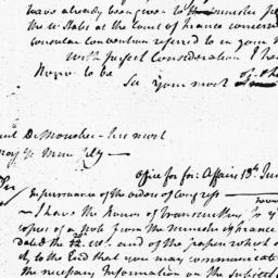Document, 1788 May 13
