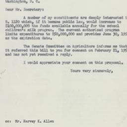 Letter: 1955 June 8