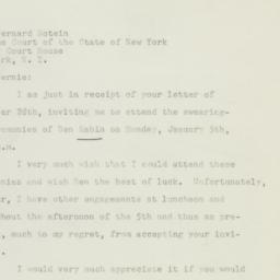 Letter: 1947 December 30