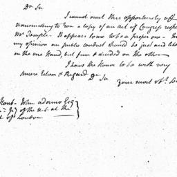 Document, 1785 December 05