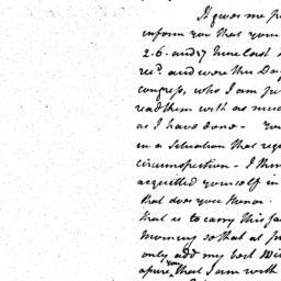 Document, 1785 August 26
