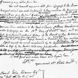 Document, 1787 February 06
