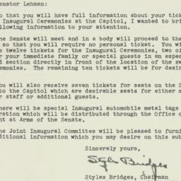 Letter: 1953 January 12