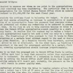 Letter: 1954 April 7