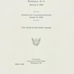 Ephemera: 1938 January 10