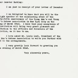 Letter: 1948 December 29