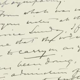 Letter: 1933 January 3