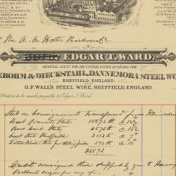 Edgar T. Ward. Bill
