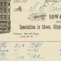 Edward P. Young & Co.. Bill