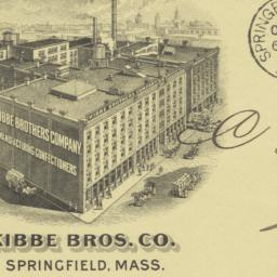 Kibbe Brothers Co.. Envelope