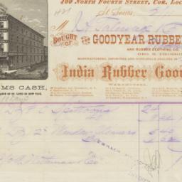 Goodyear Rubber Co.. Bill