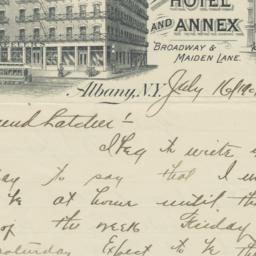 Keeler's Hotel and Annex. L...