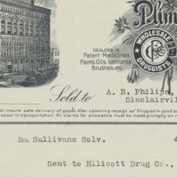Plimpton Cowan & Co.. Bill
