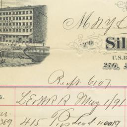 Silas W. Driggs. Bill
