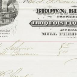 Brown, Bill & Co.. Bill