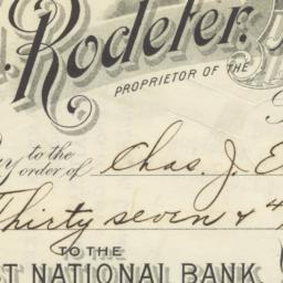T. A. Rodefer National Glas...