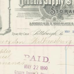 Grocers Supply & Storage Co...