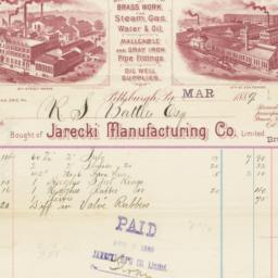 Jarecki Manufacturing Co.. ...