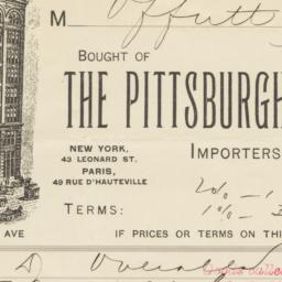 Pittsburgh Dry Goods Compan...