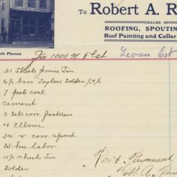 Robert A. Rankin. Bill