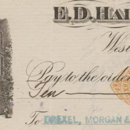 E. D. Haines & Co. Bankers....