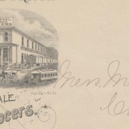 Lee & Bothwell. Envelope
