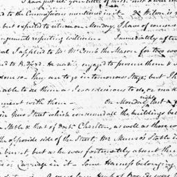 Document, 1802 October 15