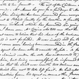Document, 1802 April 22