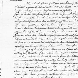 Document, 1800 September 06